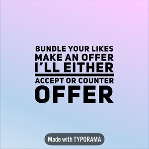 Bundle and save on items and pay one shipping